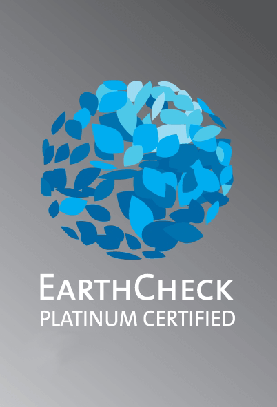 Earthcheck Platinum Certified