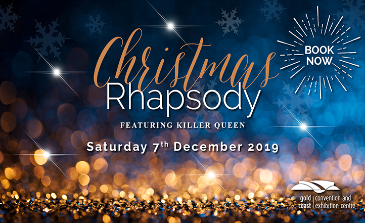 Christmas Rhapsody - SOLD OUT