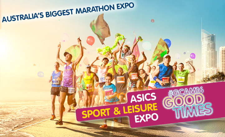 ASICS Sport and Leisure Expo
